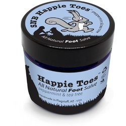 Squirrel's Happie Toes All Natural Foot Salve Tub - 2 oz