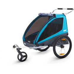 Thule Coaster XT Double Bicycle Trailer