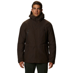 Mountain Hardwear Summit Shadow Hooded Down Jacket - Men's