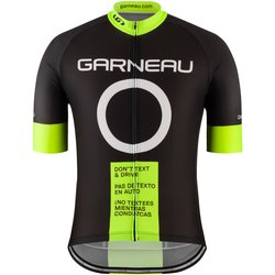 Garneau Don't Text and Drive Cycling Jersey - Men's