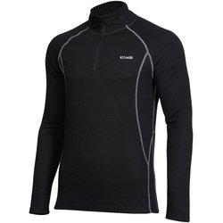 Kombi Merino Blend Zip Baselayer Top - Men's