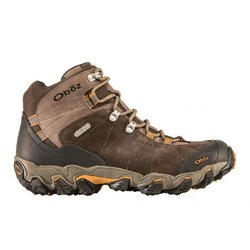 Oboz Footwear Bridger Mid Waterproof (Wide Sizes Available) - Men's