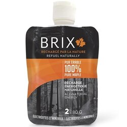 Brix Maple Syrup Energy Gel - 80g