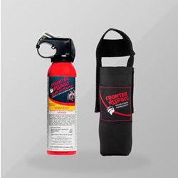 Counter Assault Bear Spray - 230g / 8.1 oz Bear Deterrent with Belt Holster