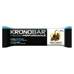 Kronobar Chocolate-Avocado Protein Bar (60g)