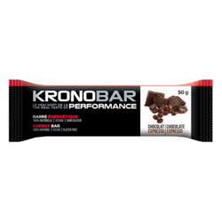 Kronobar Chocolate-Espresso Energy Bar (50g)