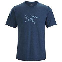 Arcteryx Cormac Logo Short Sleeve Shirt - Men's