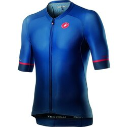 Castelli Aero Race 6.0 Full Zip Jersey - Men's