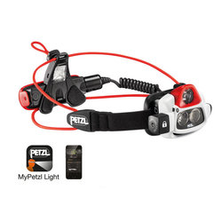 Petzl Nao+ USB Rechargeable Headlamp (750 Lumens)