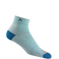 Wigwam Arbor NXT Quarter Socks- Women's