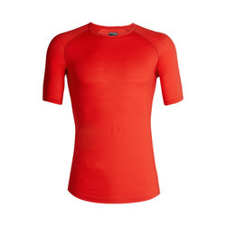 Icebreaker BodyfitZONE™ 150 Zone Short Sleeve Crewe - Men's