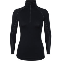 Icebreaker BodyfitZONE™ 200 Zone Long Sleeve Half Zip - Women's
