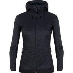 Icebreaker MerinoLOFT™ Hyperia Lite Hybrid Hooded Jacket - Women's