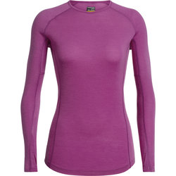 Icebreaker BodyfitZONE™ 150 Zone Long Sleeve Crewe - Women's