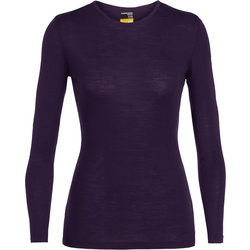 Icebreaker 175 Everyday Long Sleeve Crewe - Women's