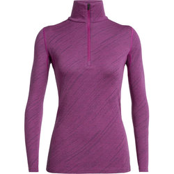 Icebreaker 250 Vertex Long Sleeve Half Zip Snow Storm - Women's