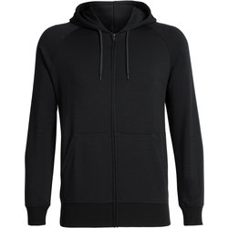 Icebreaker Helliers Long Sleeve Zip Hood - Men's