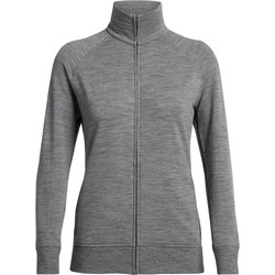 Icebreaker Lydmar Long Sleeve Zip - Women's