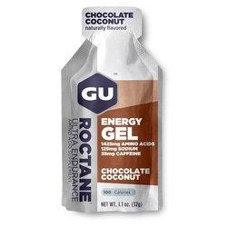 GU Roctane Energy Gel - Chocolate Coconut (32g)