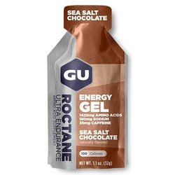 GU Roctane Energy Gel - Sea Salt Chocolate (32g)