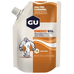 GU Energy Gel - Salted Caramel (480g) - 15 Servings