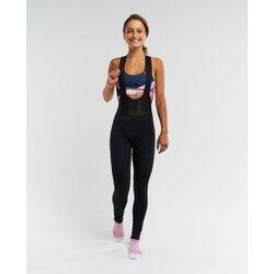 Peppermint Thermal Bib Tights - Women's