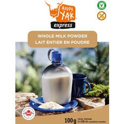 Happy Yak Whole Milk Powder