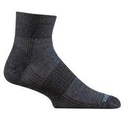 Wrightsock Coolmesh II Merino Wool Quarter - Unisex