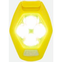 Nathan HyperBrite RX Strobe Rechargeable LED Clip Light