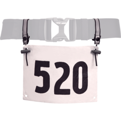 Nathan Race Number Attachment
