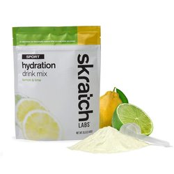 Skratch Labs Sport Hydration Drink Mix - Lemon & Limes 440g/1lb