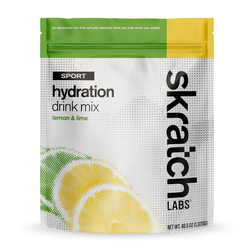 Skratch Labs Sport Hydration Drink Mix - Lemon & Limes - 1320g/3lb