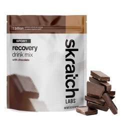 Skratch Labs Sport Recovery Drink Mix - Chocolate 600g