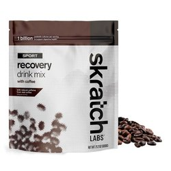 Skratch Labs Sport Recovery Drink Mix - Coffee 600g