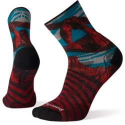 Smartwool PhD Outdoor Light Arches Print Mid Crew - Men's
