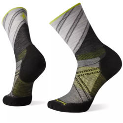 Smartwool PhD Run Light Elite Pattern Crew - Men's