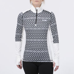 Swix Myrene Half-Zip Nordic Sweater - Women's