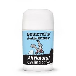 Squirrel's Saddle Butter All Natural Cycling Salve Stick - 1.7 oz