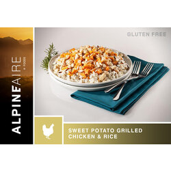 AlpineAire Sweet Potato Chicken and Rice