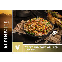 AlpineAire Sweet and Sour Grlled Chicken