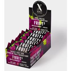 Xact Nutrition FRUIT3 Energy Fruit Bar - Blackcurrant - Box of 24
