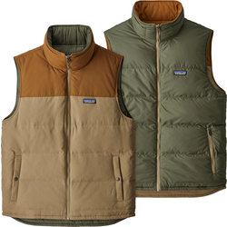 Patagonia Reversible Bivy Down Vest - Men's