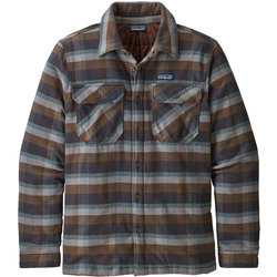 Patagonia Insulated Fjord Flannel Jacket - Men's