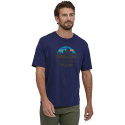 Patagonia Fitz Roy Scope Organic Cotton T-Shirt - Men's