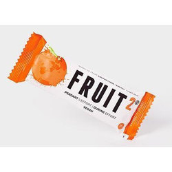 Xact Nutrition FRUIT2 Energy Fruit Bar - Orange (Single/30g)
