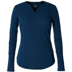 Royal Robbins MerinoLUX™ Henley Long Sleeve - Women's