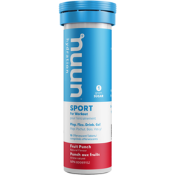 nuun Sport Hydration - Fruit Punch (10 tablets)