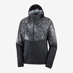 Salomon Agile FZ Hoodie Jacket - Women's