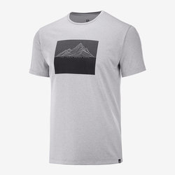 Salomon Agile Graphic Tee - Men's
