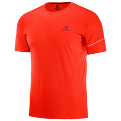 Salomon Agile Short Sleeve Tee - Men's